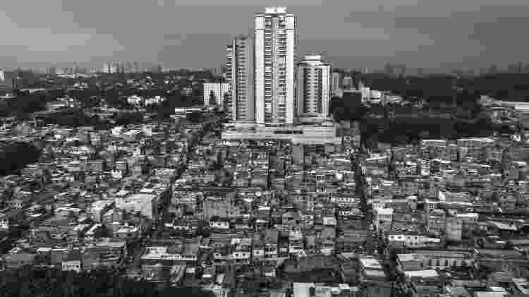 30.mai.2019 - Favela do Jardim Colombo, no bairro do Morumbi, em São Paulo - Lalo de Almeida - 30.mai.2019/Folhapress - Lalo de Almeida - 30.mai.2019/Folhapress