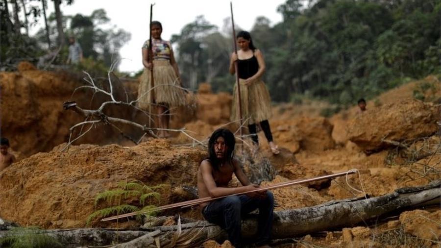 Perspectivas para Amazônia não eram boas antes da pandemia e, agora, são ainda piores - Reuters