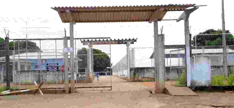 Pamc (Penitenciária Agrícola do Monte Cristo), em Roraima - Divulgação