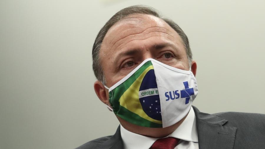 O ministro interino da Saúde, general Eduardo Pazuello, acredita que diagnóstico médico é fundamental para controle da doença - Gabriela Biló/Estadão Conteúdo