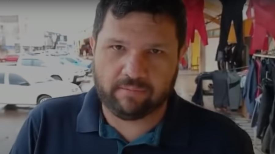 Oswaldo Eustáquio, ex-assessor do Ministério dos Direitos Humanos, é investigado na Operação Lume da PF - Reprodução/YouTube