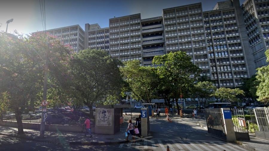 Campus da UERJ (Universidade Estadual do Rio de Janeiro) - Reprodução/Google Street View
