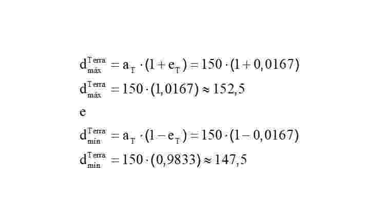 Cálculo distância Terra - Arte/Física na Veia - Arte/Física na Veia