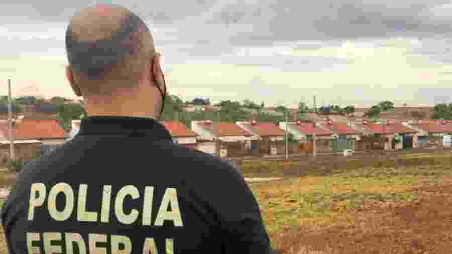Ao todo, estão sendo cumpridos 14 mandados de busca e apreensão - Divulgação/Polícia Federal