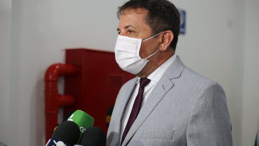 Equipe médica que atendeu Chico Brasileiro (PSD) suspeita que ele possa ser um caso de reinfecção - Reprodução/Facebook