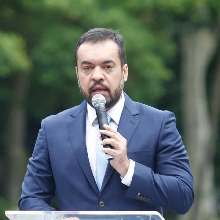 Governador Cláudio Castro (PSC) - Rogerio Santana/Governo do Rio de Janeiro