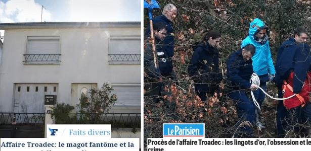 Caso Troadec | França julga homem que matou família por barras de ouro