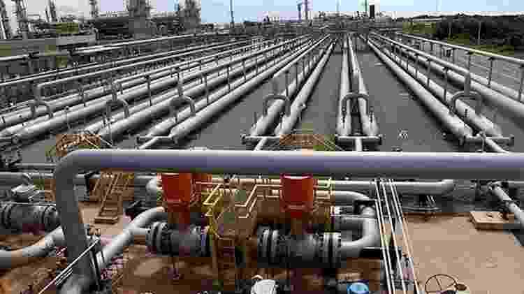 Contratação de termelétricas de regiões onde não há produção de gás vai exigir construção de gasodutos e linhas de transmissão, cujos custos irão para a conta de luz - Agência Petrobras/Divulgação - Agência Petrobras/Divulgação