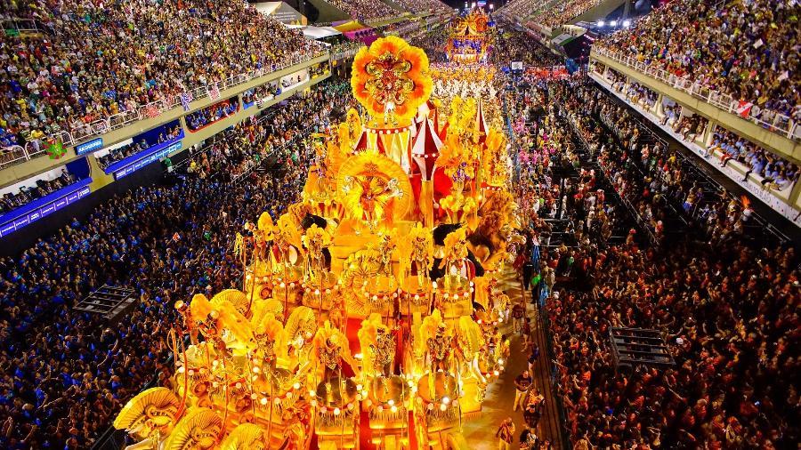 Ao menos 10 milhões de pessoas circularam no Rio no último Carnaval - Fernando Grilli/Riotur