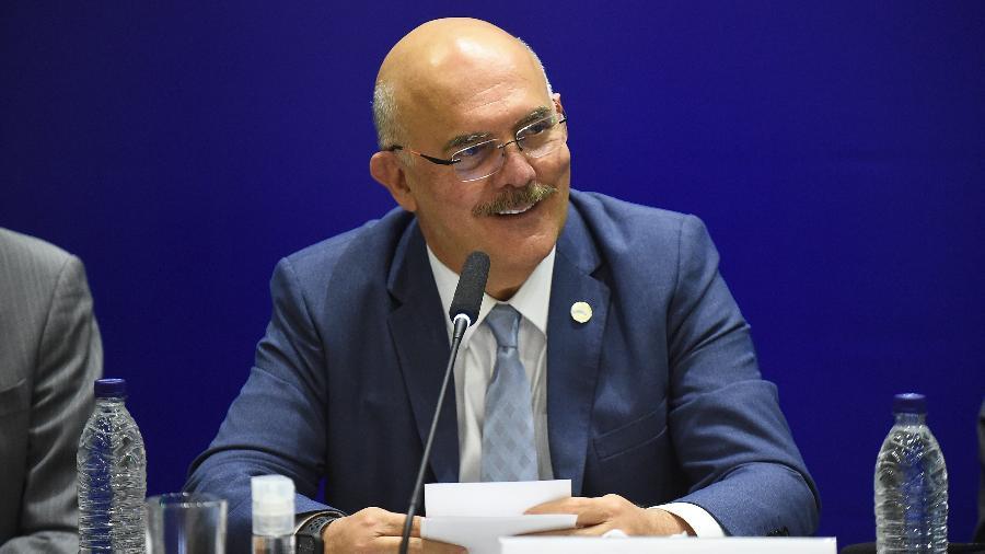 Ministro da Educação, Milton Ribeiro, planeja dividir institutos federais e criar novas reitorias - Luis Fortes/Ministério da Educação
