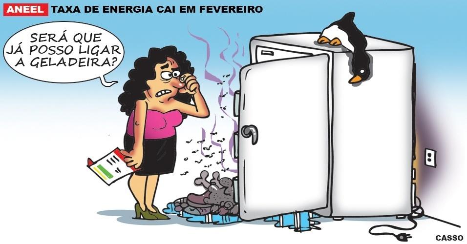 A tarifa da energia vai cair. Já podemos religar a geladeira?