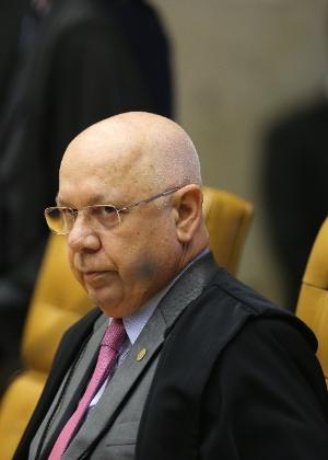 Ministro Teori Zavascki é o relator dos processos da Lava Jato no STF - Alan Marques/Folhapress