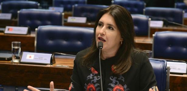 PMDB busca respaldar a indicação de Simone Tebet, novata no Senado, aos 46 anos