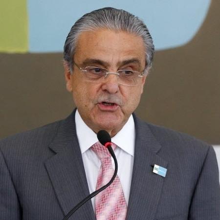 Robson Braga de Andrade, presidente da CNI - Alan Marques/Folhapress