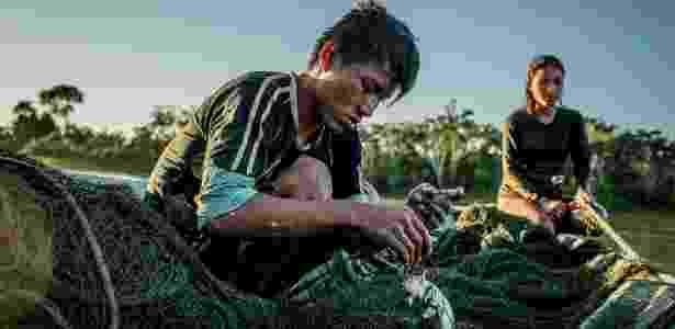 26.jul.2016 - Peru desloca Exército, mas não consegue impedir garimpo e desmatamento na Amazônia - Tomas Munita/The New York Times  - Tomas Munita/The New York Times