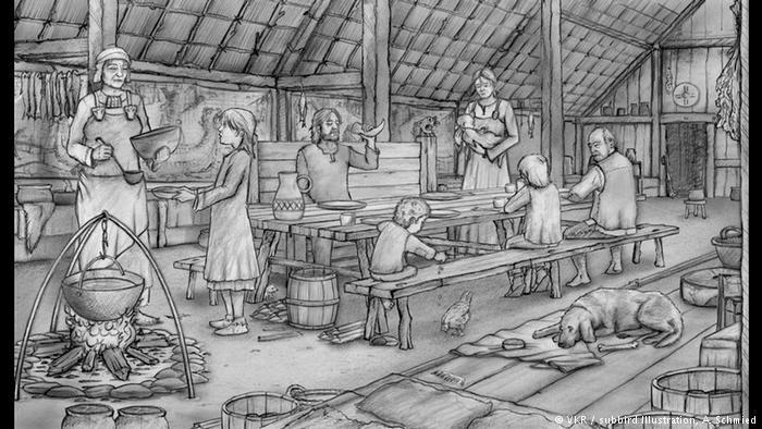álbum da DeutscheWelle sobre os vikings