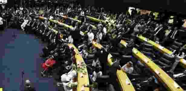 Câmara dos vereadores de São Paulo - Adriano Vizoni/Folhapress