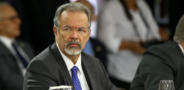 O ministro Raul Jungmann, da Segurança Pública