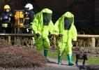 Agente químico usado em ataque a ex-espião é motivo de atrito histórico entre Rússia e Ocidente - Ben Stansall/AFP Photo