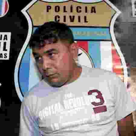 Zé Roberto da Compensa, chefe da facção FDN  - Divulgação - 13.jul.2018/Polícia Civil do Amazonas