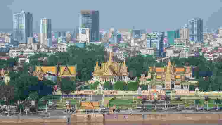 Phnom Penh, Camboja - Getty Images/iStockphoto - Getty Images/iStockphoto