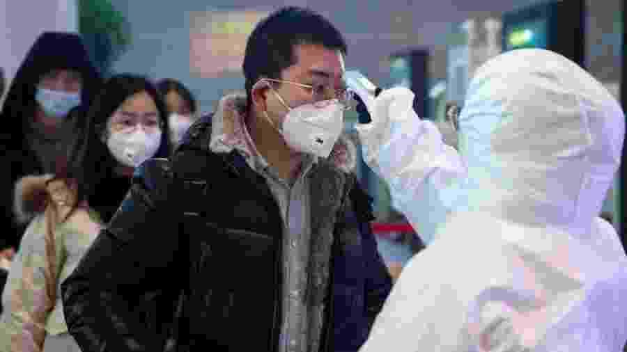 Mais de 4 mil casos do novo coronavírus já foram confirmados na China - EPA