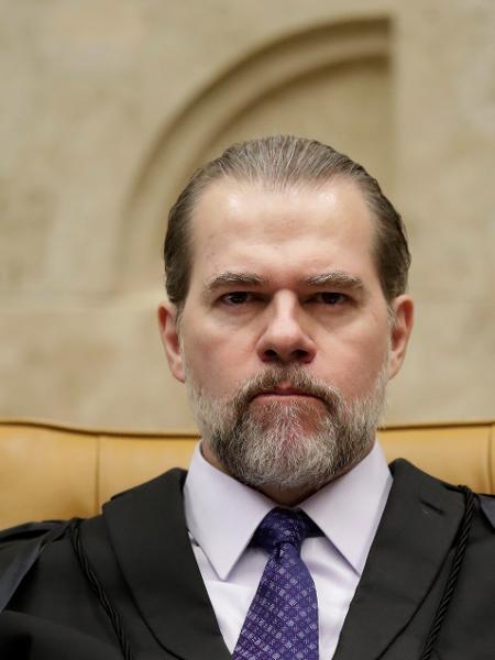 Presidente do Supremo, Dias Toffoli - UESLEI MARCELINO