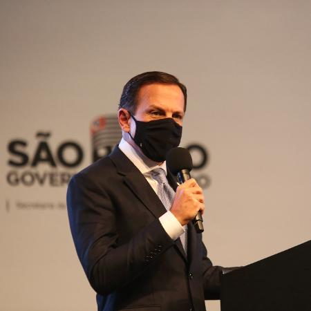 Governador de SP, João Doria (PSDB) - Sergio Andrade/Governo do Estado de São Paulo
