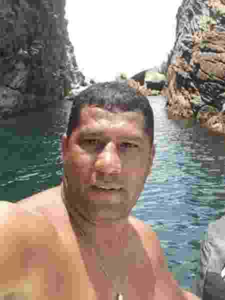 Everaldo Rodrigues (foto), Pablo Henrique e Marcelo Silva não entram em contato com familiares desde ontem - Acervo pessoal