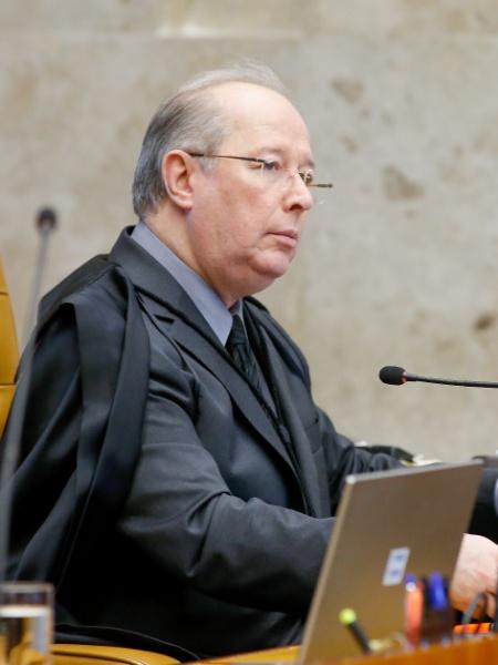 O ministro Celso de Mello, do STF - Pedro Ladeira/Folhapress