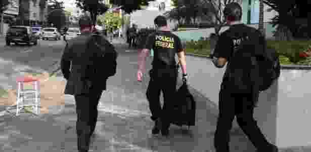 Para delegados da PF, medida pode anular as investigações da Operação Lava Jato - Jorge Araújo/Folhapress