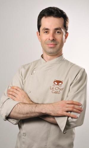 Ednei Bruno, da Le Chef Gatô