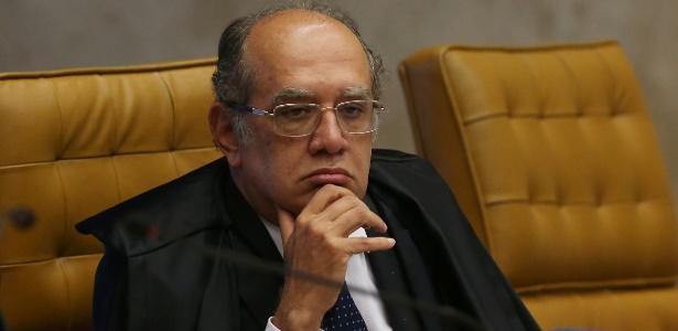 O ministro do STF (Supremo Tribunal Federal) Gilmar Mendes - André Dusek/Estadão Conteúdo