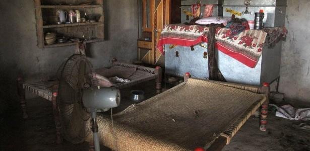 Casa onde adolescente foi abusada sexualmente após receber punição no Paquistão