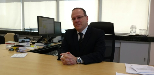 Marcelo Malucelli, diretor da Justiça Federal no Paraná