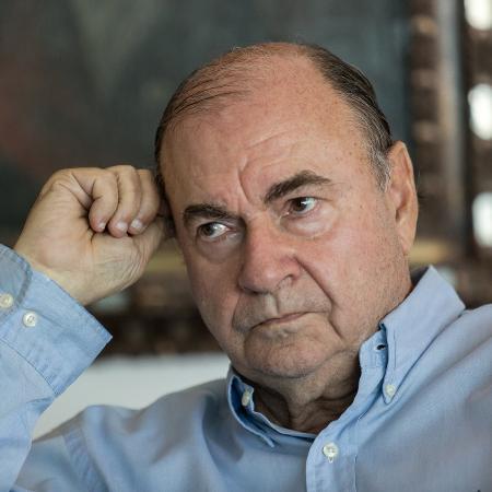 13.abr.2018 - César Maia, ex-prefeito e atual vereador no Rio de Janeiro - Ricardo Borges/Folhapress