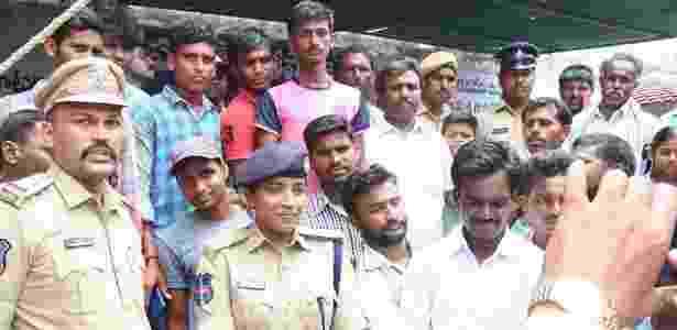 Superintendente da polícia Rema Rajeshwari treina colegas para atuar em povoados - Reprodução/Facebook