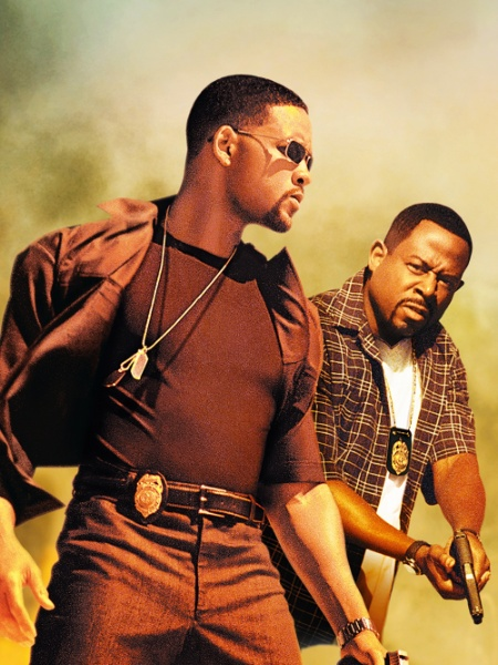 """Bad Boys"" filme com Will Smith e Martin Lawrence - Divulgação"