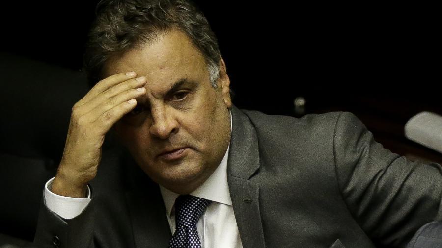 Aécio Neves (PSDB-MG) e Luiz Philippe de Orleans e Bragança (PSL-SP) disputam comando de comissão da Câmara - Pedro Ladeira/Folhapress