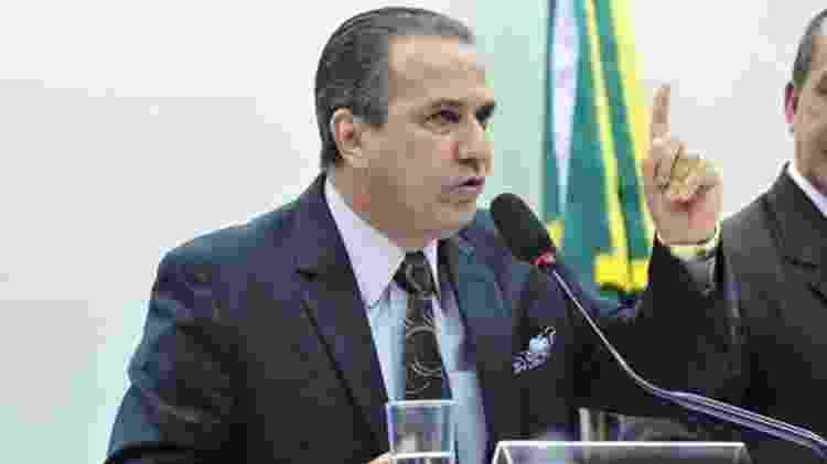 O pastor Silas Malafaia é a favor da mudança da embaixada brasileira em Isral de Tel Aviv para Jerusalém - Luis Macedo/Câmara dos Deputados - Luis Macedo/Câmara dos Deputados