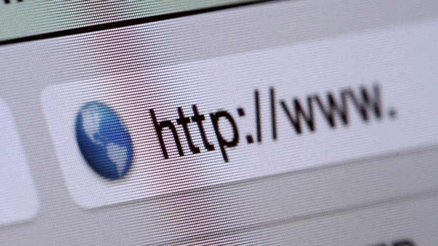 Browser de navegação da internet - Getty Images