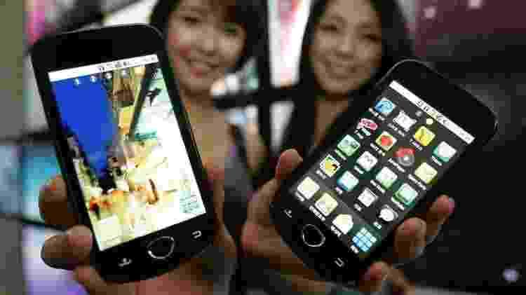 Se o sistema operacional de seu celular é antigo, você poderá ter que se despedir do WhatsApp - Chung Sung-Jun/getty Images