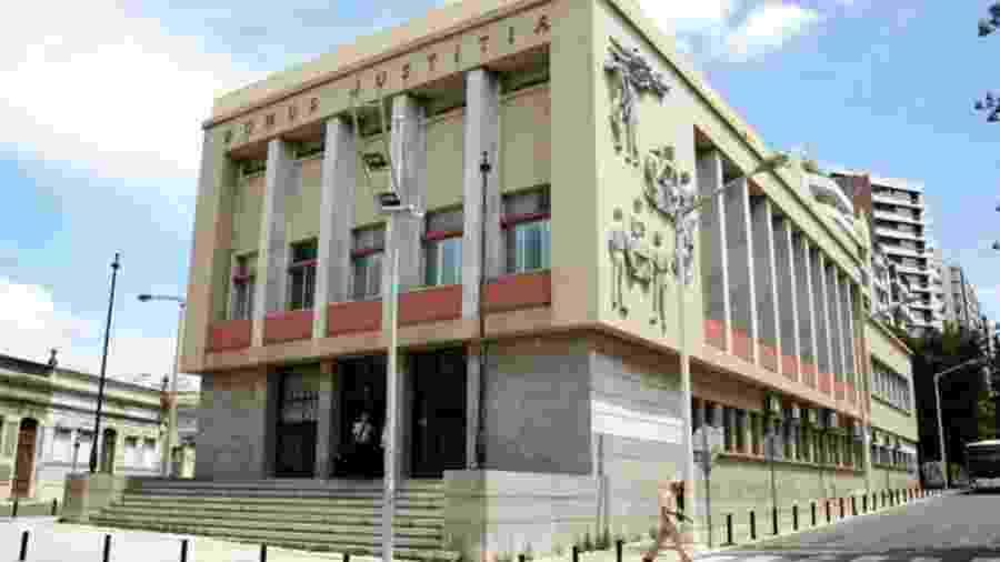 Acusada está sendo julgada no Tribunal Judicial da Comarca de Faro, na cidade de Portimão (foto) - Divulgação