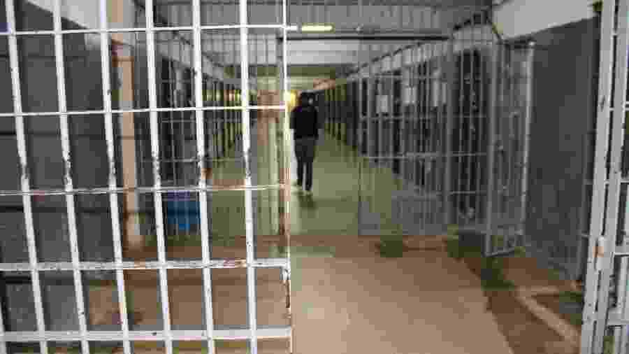 O detento está na Colônia Penal e Industrial de Maringá (CPIM) - Divulgação