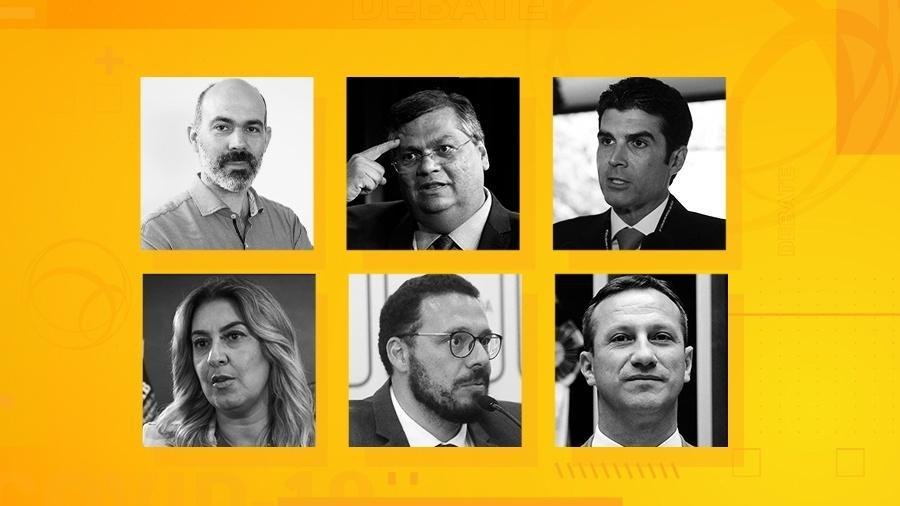 UOL Debate - 23/04/20 - Arte/UOL