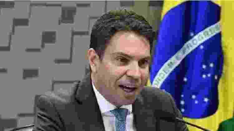 Delegado Alexandre Ramagem Rodrigues - Arquivo - Agência Senado - Arquivo - Agência Senado