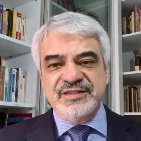 """Humberto Costa lembrou que o próprio Senado poderia ter agido contra os decretos de Bolsonaro: """"Vale a máxima do futebol: quem não faz, leva!"""" - Reprodução/TV Senado"""