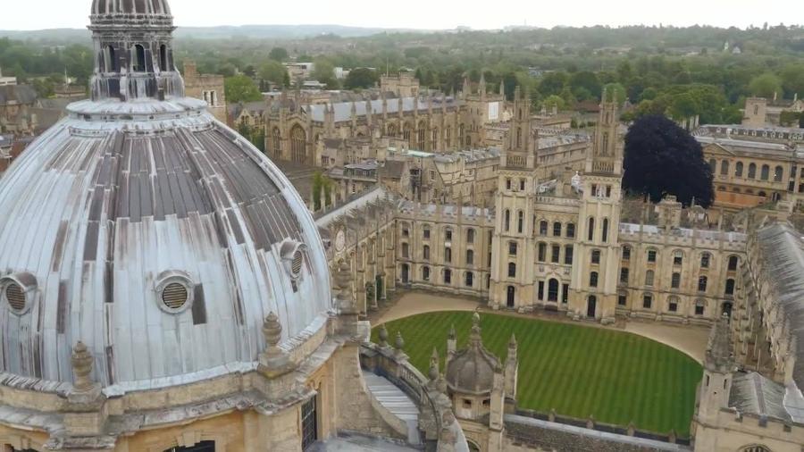 A Universidade de Oxford, no Reino Unido, lidera o ranking do THE - Reprodução/Facebook/University of Oxford