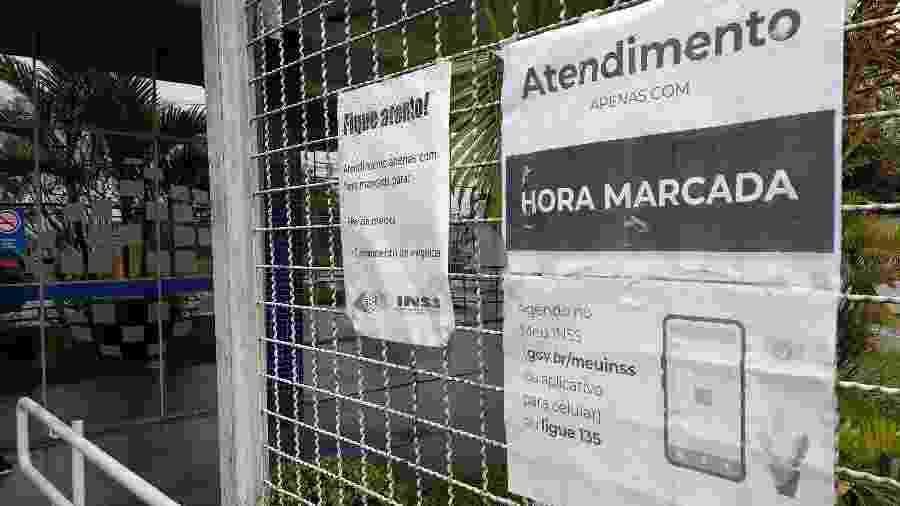Impasse entre peritos do INSS e governo afeta cerca de 1 milhão de brasileiros à espera de perícia - Filipe Andretta/UOL
