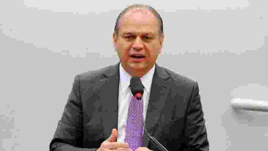 """Ricardo Barros (PP-PR) também repetiu o mantra de Jair Bolsonaro, dizendo ser contra """"fura-teto"""" - Gustavo Sales/Câmara dos Deputados"""